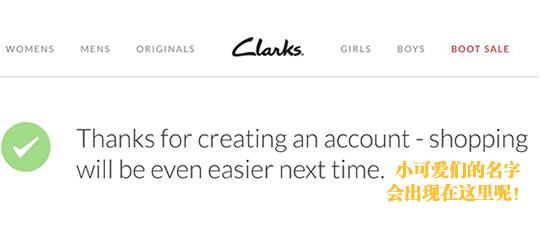 clarks register