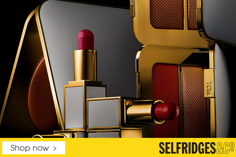Selfridges最新彩妆护肤专区,女王节礼物+母亲节送给妈妈不出错