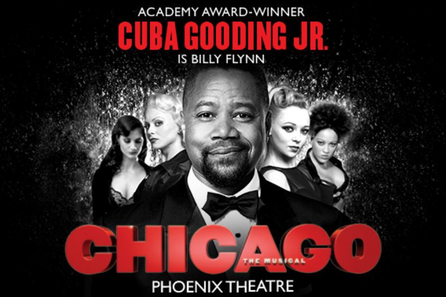百老汇经典《Chicago芝加哥》即将上演,热门音乐剧火速围观