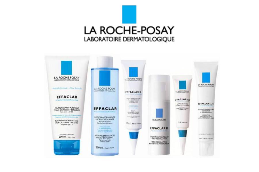 La Roche-Posay理肤泉法国著名药妆品牌折扣高达25%OFF!