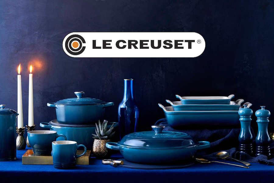 Le Creuset | 珐琅锅高达50%OFF+小礼物,精致厨具可以入!
