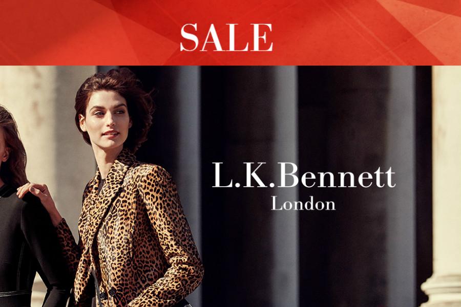 L.K. Bennett限时50%OFF,更有折上折收王妃钟爱的轻奢品牌