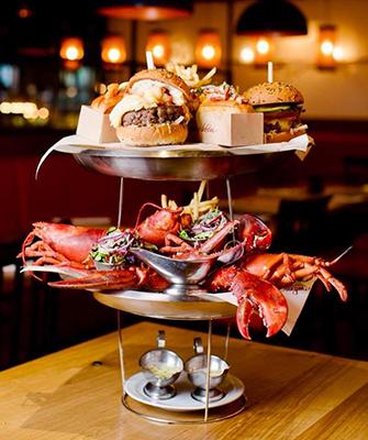 伦敦网红龙虾餐厅