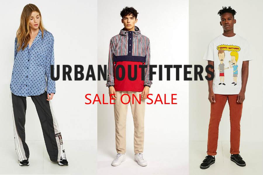 Urban Outfitters折上叠加30%OFF | 男装女装等你来!