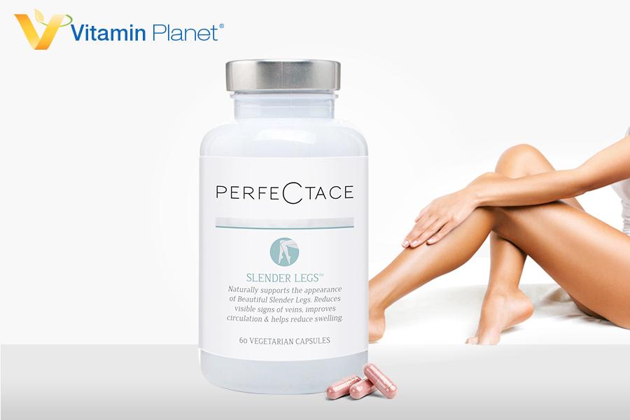 Perfectace | 瘦腿胶囊Slenderlegs最高可享40%OFF!告别小粗腿!
