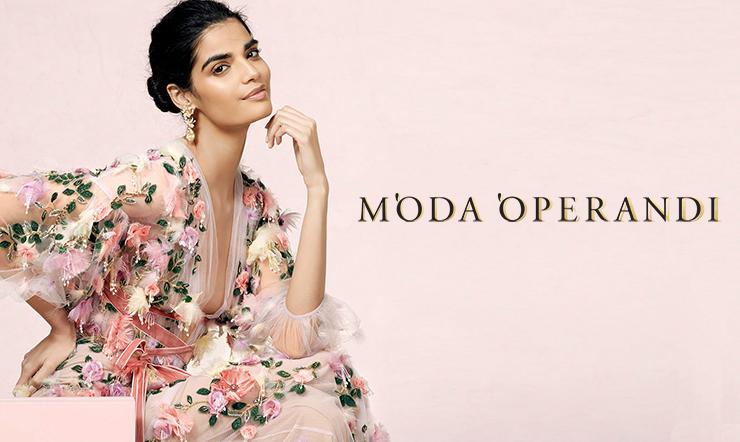 Moda Operandi   可以买到秀场T台同款的高端海淘网站