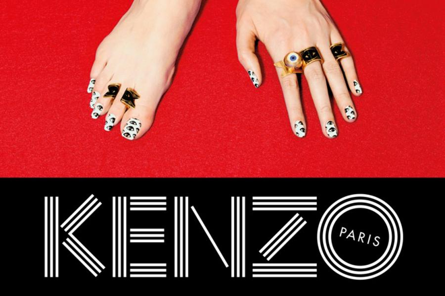 KENZO | 虎头配饰、包包折上折,最低59折!