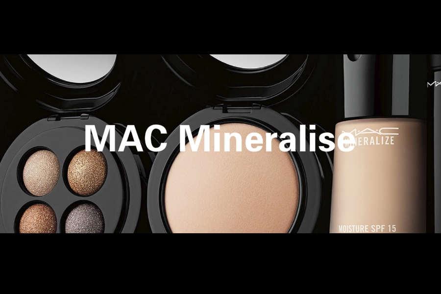 MAC矿物系列 | 开启美妆不伤皮时代!