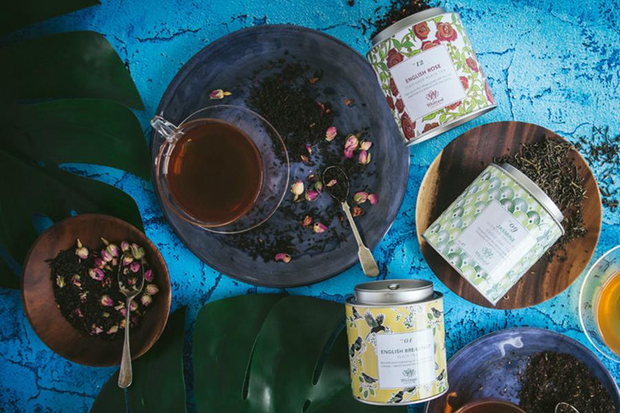 Whittard of Chelsea   英国王室认证过的经典散装茶独家15%OFF