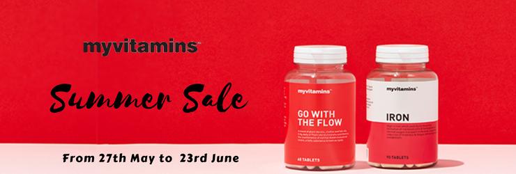 myvitamins summer sale