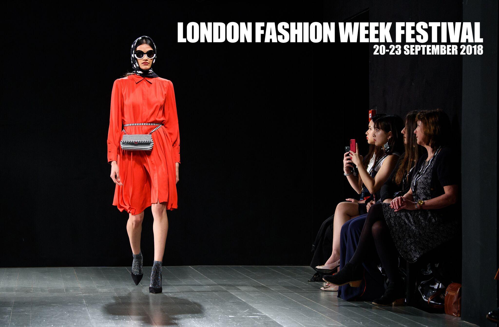 伦敦时装周活动独家20%OFF订票折扣 | 献给热爱时尚的你