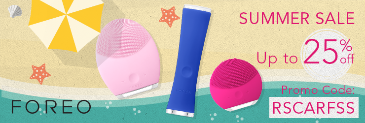 FOREO summer sale