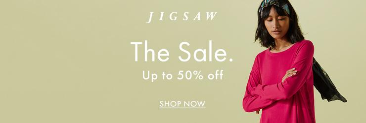 jigsaw summer sale