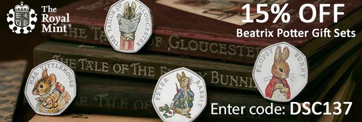 彼得兔纪念币