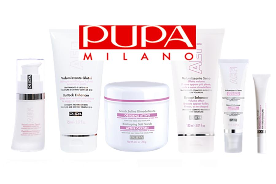 PUPA意大利美妆美体品牌3for2!