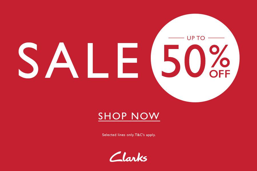 Clarks其乐夏日大促升级,折扣高达50%OFF还有限时免邮!