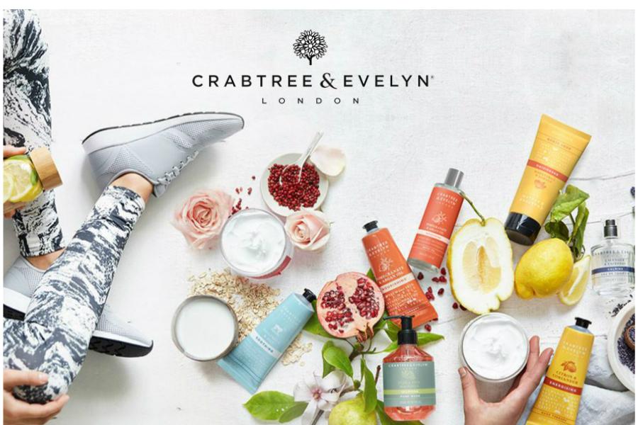 Crabtree & Evelyn | 天然护理品牌折扣区买1送1,全场买第2件5镑!