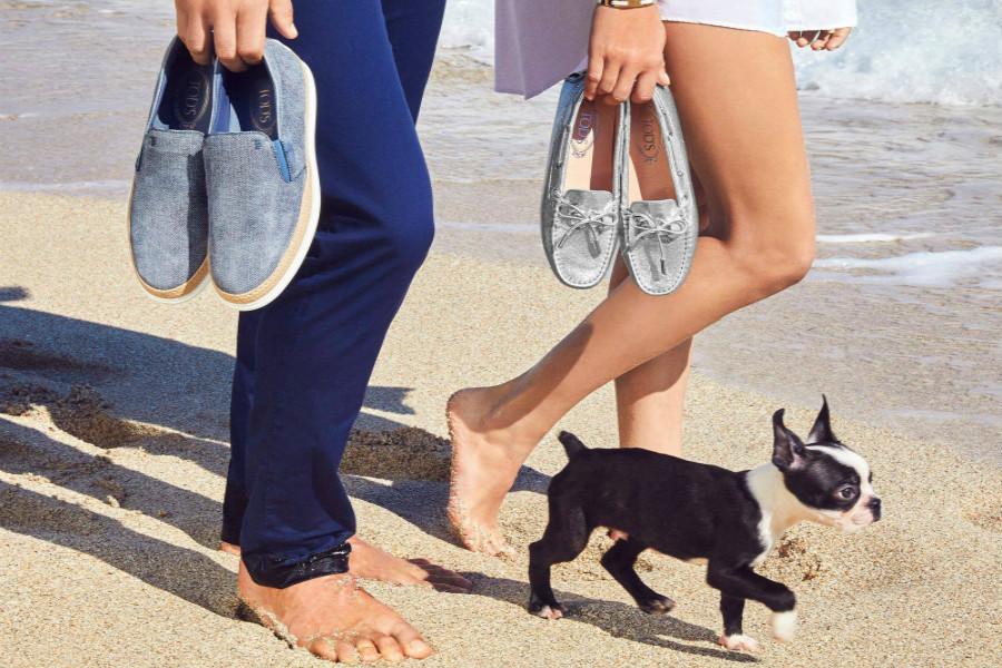 Tod's | 意大利奢侈品牌新款8折,来入经典豆豆鞋!