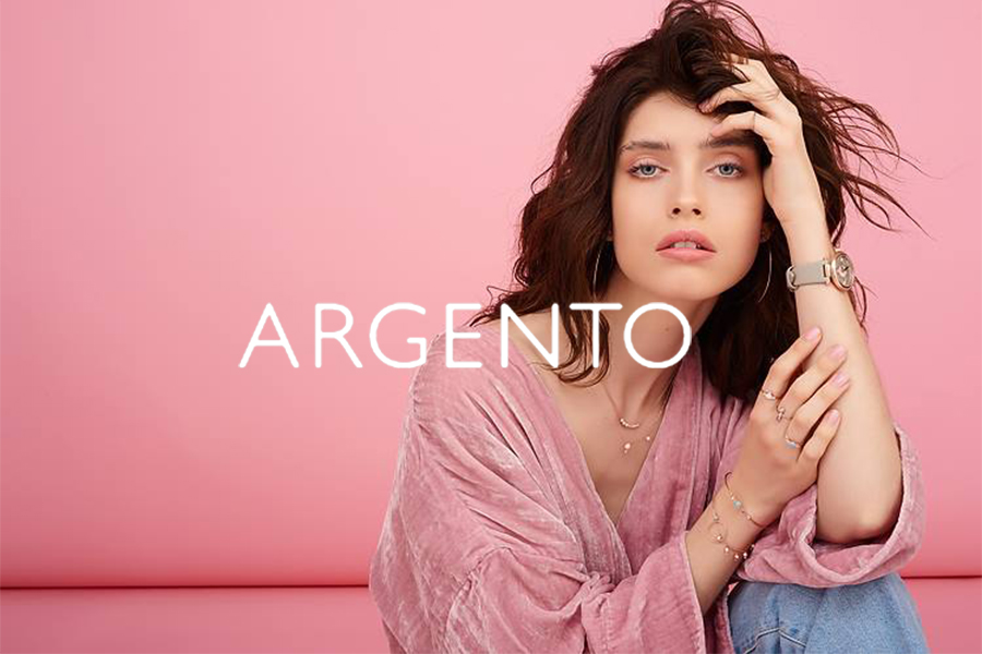 Argento首饰手表全场独家20%OFF!Vivienne Westwood,Swarovski,DW全在!