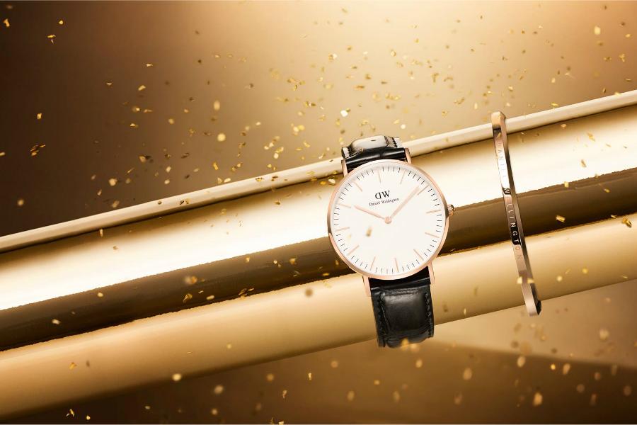 设计简单又有质感的DW手表首饰独家折扣25%OFF!