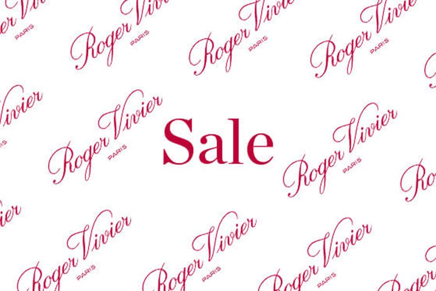 经典名媛品牌Roger Vivier夏季折扣款超多明星同款,快来看一下有没有你的pick!