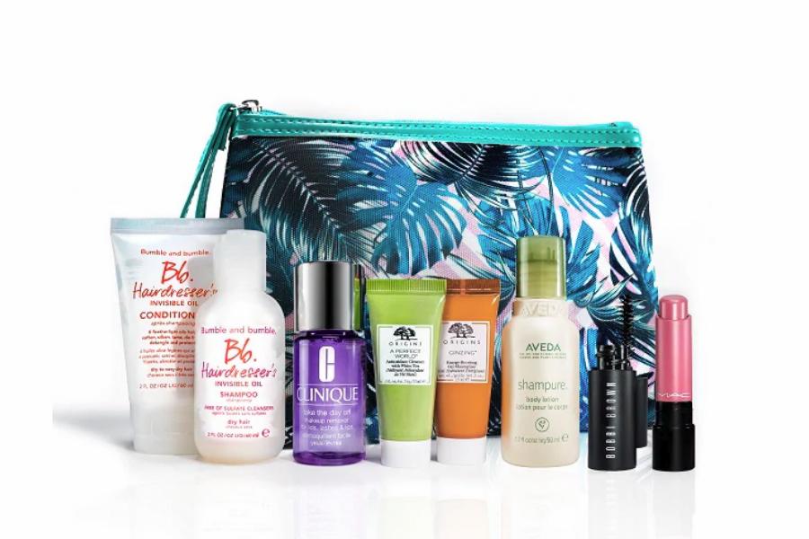 价值超过£70的超值多品牌护肤美妆礼包MAC官网仅售£25!