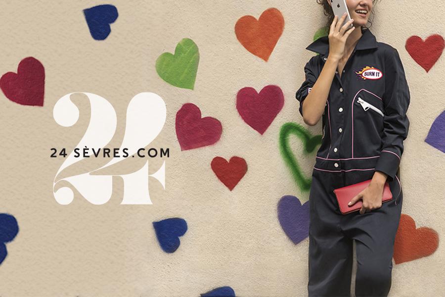 24 Sèvres季中折扣30%OFF开始!MSGM,A.P.C.,By Terry,香缇卡等大牌服饰美妆同时在线折扣中!