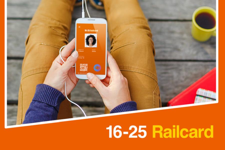 16-25 Railcard | 青年铁路卡!火车票、地铁票优惠买!