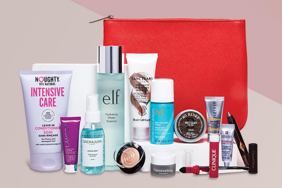 Feelunique消费满£100送价值超£125镑的超值礼包+精选品牌15%OFF折扣码!