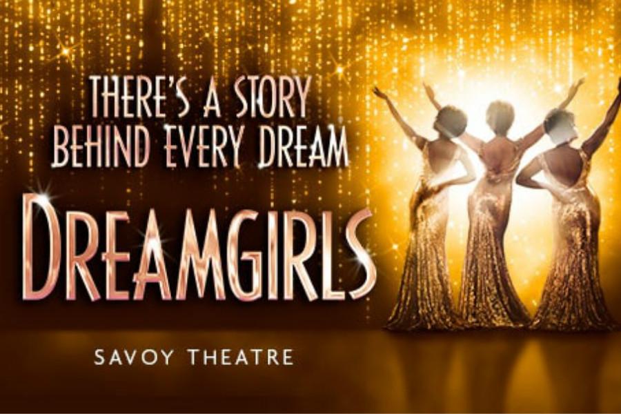爆泪音乐剧Dreamgirls追梦女孩现在预定最高立省34.9镑!