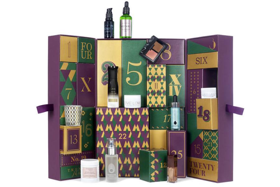 Space NK圣诞礼盒开始预购,250镑拿下香缇卡,Eve Lom等价值超过600镑的好物!