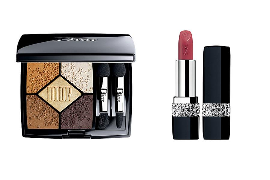 Dior迪奥圣诞限定新品美妆!口红,眼影盘等Selfridges独家发售!