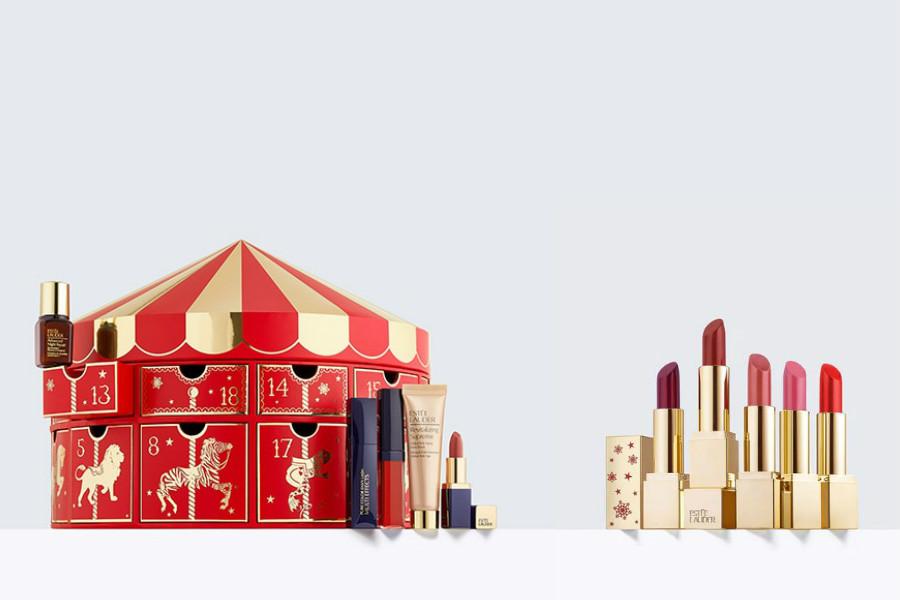 Estee Lauder雅诗兰黛圣诞日历及礼盒上线!小棕瓶套装等超值入手