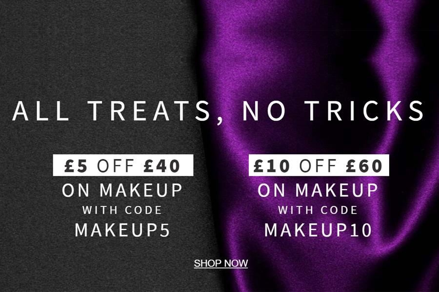 Fabled大牌美妆护肤满减活动开始,满60镑直减10镑!