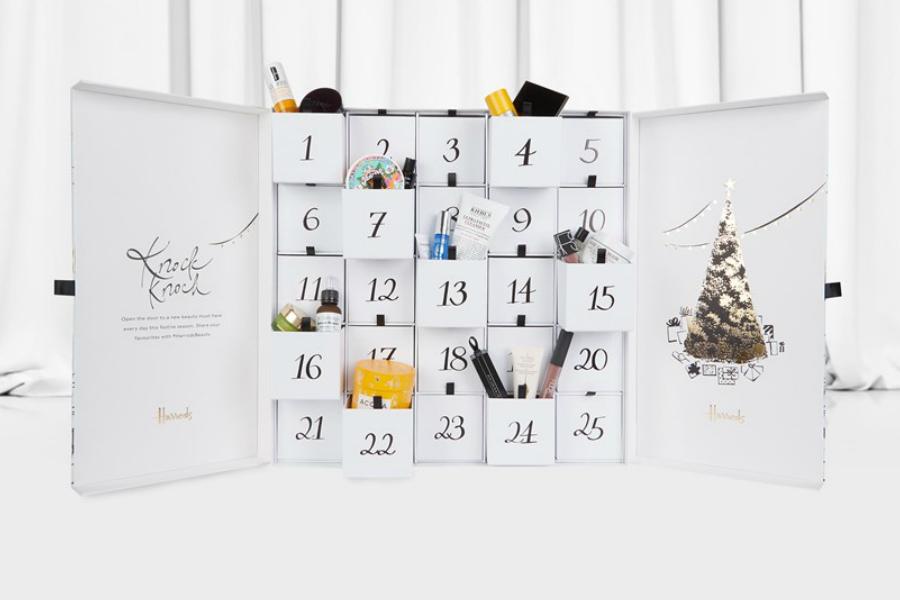 补货!万众瞩目的Harrods圣诞日历抢购中!Suqqu,Givenchy,Fresh、Bioeffect等大牌美妆护肤全都在!