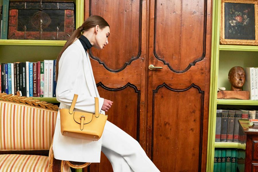 Meli Melo | 设计师包包品牌折扣区高达60%OFF,来入经典摇篮包!