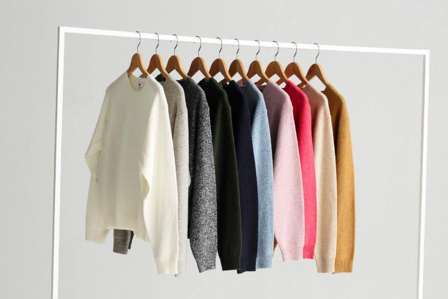 Uniqlo秋冬必备单品,超柔软Cashmere针织上衣!