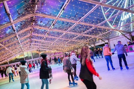 卡迪夫溜冰场
