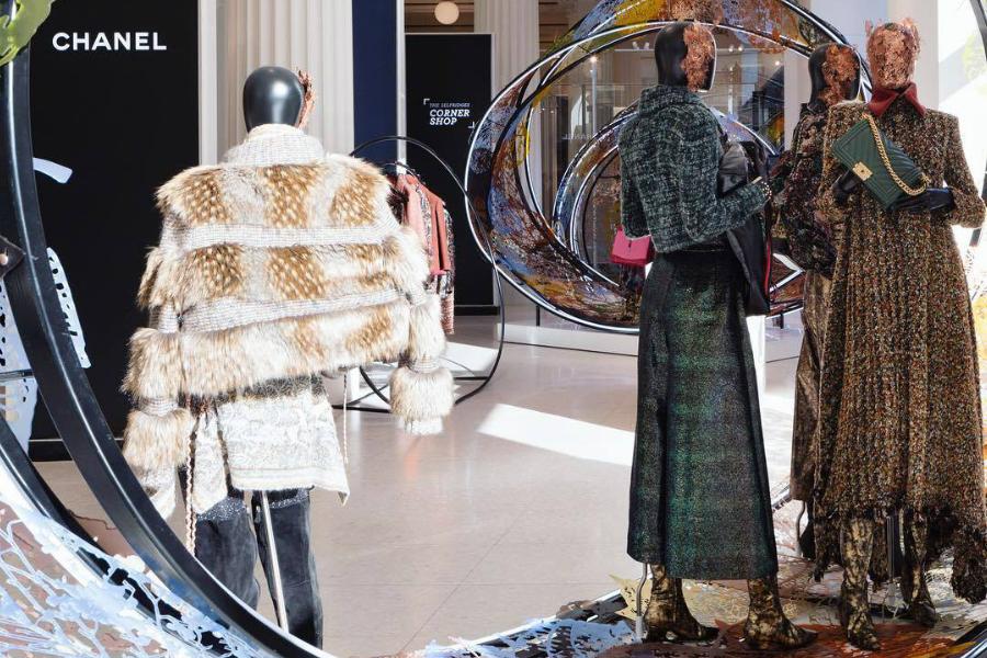 Selfridges超酷时髦大衣也太好看了!已经挑好,等待入手!