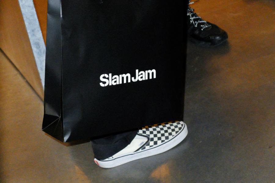 意大利潮流电商Slam Jam Socialism圣诞折扣6折起,超多Stussy可收!