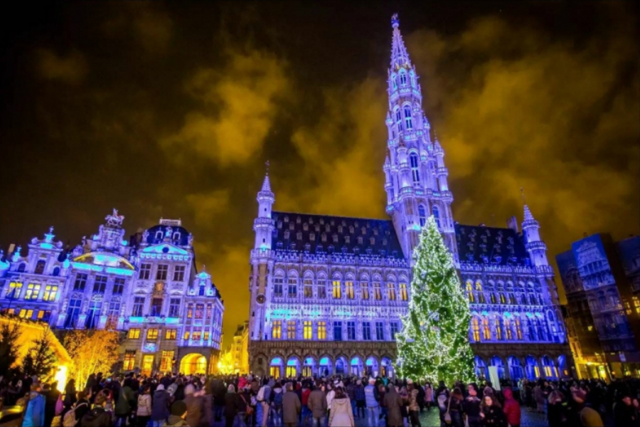 Hotels.com订房折扣高达40%OFF,今年就去这4个欧洲最热闹的圣诞集市玩!