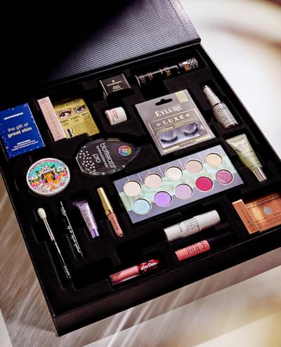 selfridges美妆礼盒