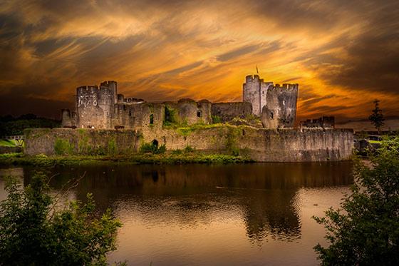 卡迪夫城堡
