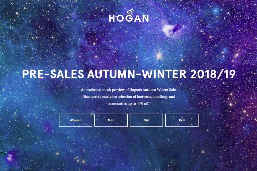 明星都爱的Hogan,抢先看高达40%OFF的折扣啦!