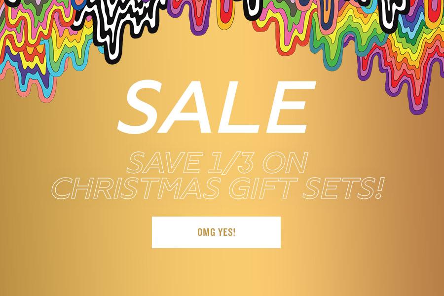 Smashbox购买圣诞超值礼物套装,省1/3的价格!