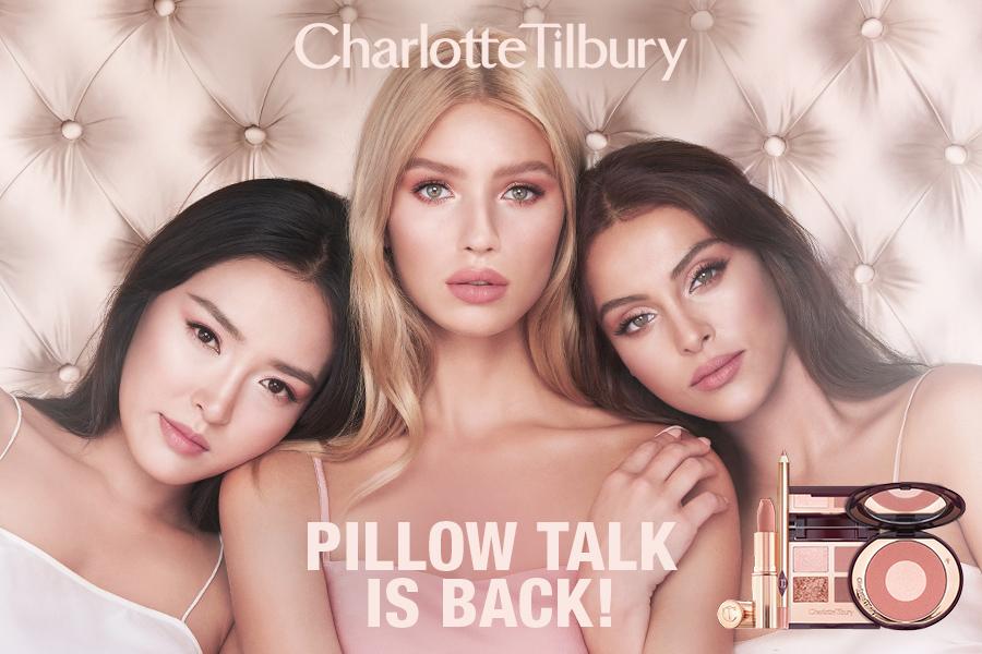 Charlotte Tilbury最火Pillow Talk系列限量补货啦,超难抢的眼影也在!