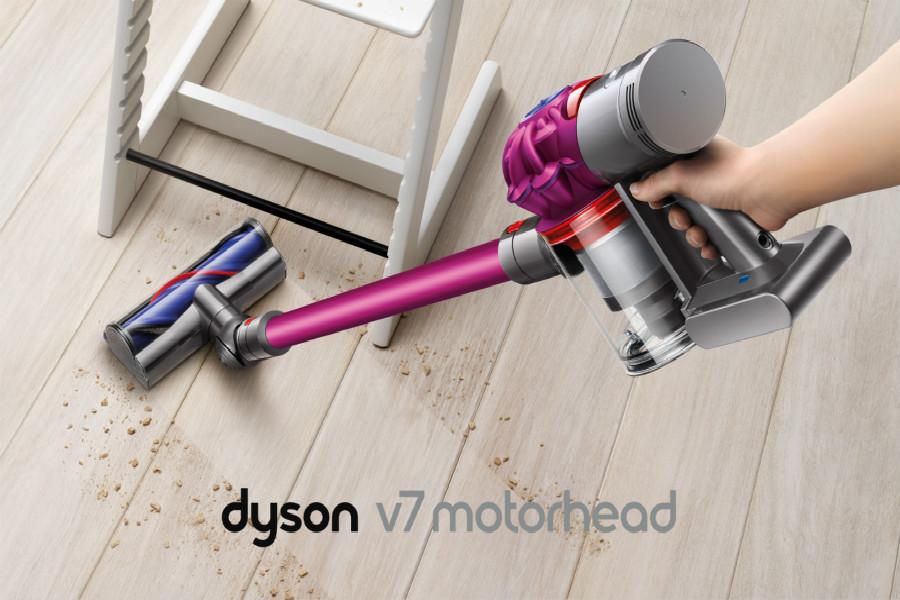 Dyson戴森V7吸尘器打折啦,36%OFF不要错过!