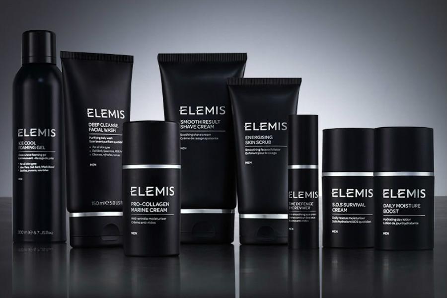 Elemis | 英国高档护肤品牌男士系列75折,精致男孩来瞧瞧!