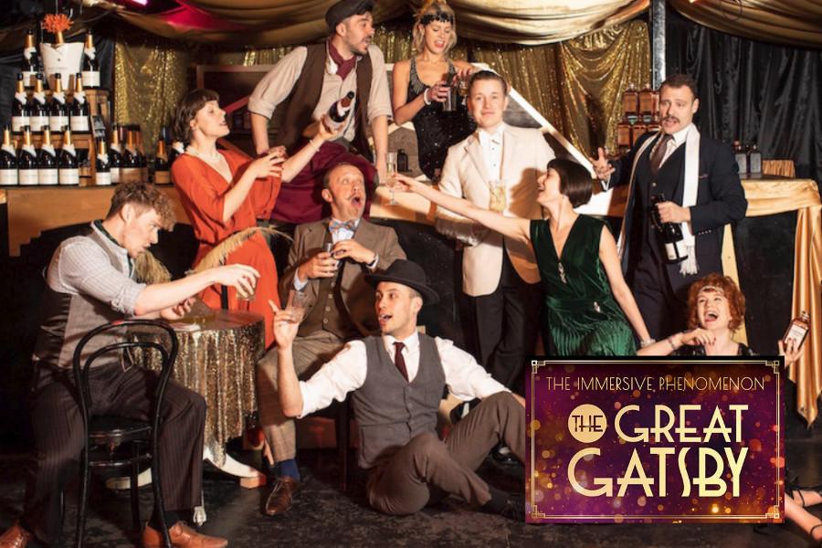 《了不起的盖茨比》  伦敦音乐剧派对开演,票价37镑起!
