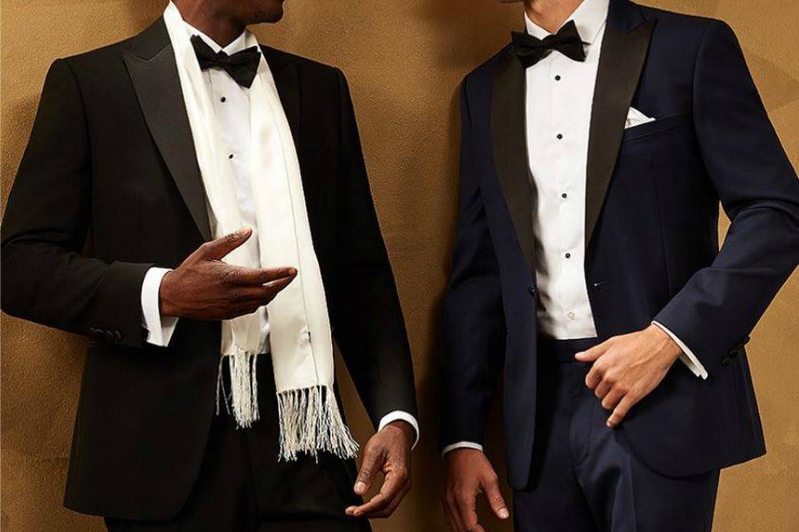 Moss Bros高达60%OFF,最低40镑就能拿下整套西装!